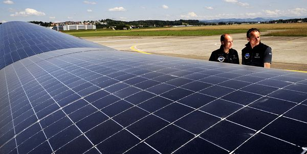 solar impulse panels