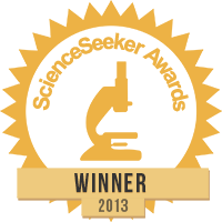 Science Seeker Award 2013
